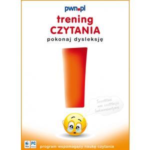 Trening Czytania - Pokonaj Dysleksję CD-Rom