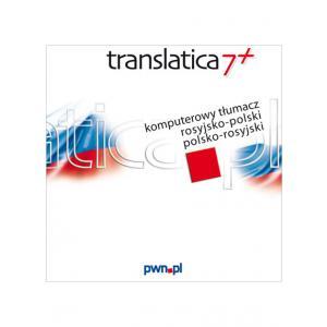 Translatica7+ Komputerowy Tłumacz Rosyjsko-Polski Polsko-Rosyjski Na CD
