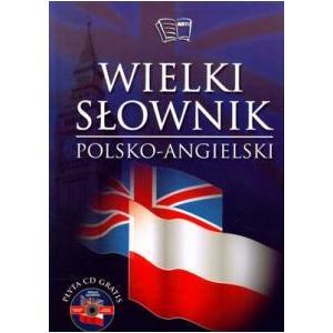 Wielki słownik polsko- angielski, angielsko- polski + CD. Tom 1 i 2