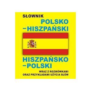 Słownik hiszpańsko-pol-hiszpański Level
