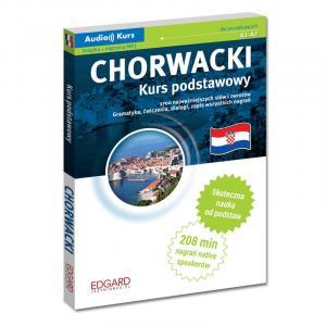 EDGARD Chorwacki Kurs Podstawowy z CD