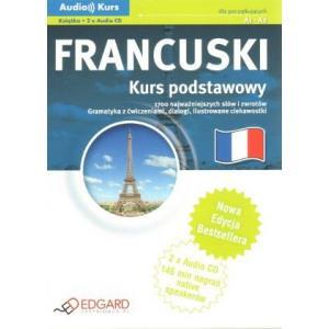 EDGARD Francuski Kurs Podstawowy (+CD)