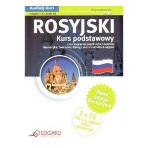 Audio Kurs Rosyjski. Kurs Podstawowy