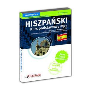 EDGARD Hiszpański Kurs Podstawowy MP3 (+CD)