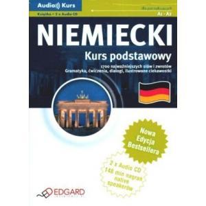EDGARD Niemiecki Kurs Podstawowy (+CD)