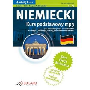 EDGARD Niemiecki Kurs Podstawowy MP3