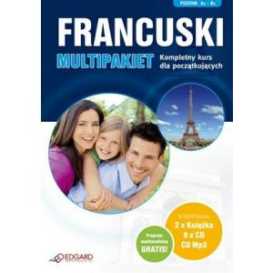 EDGARD Francuski Multipakiet