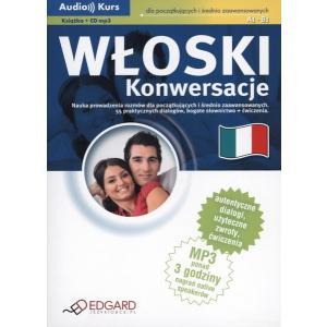 Audio Kurs Włoski.   Konwersacje + CD