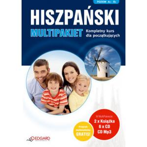 EDGARD Hiszpański Multipakiet