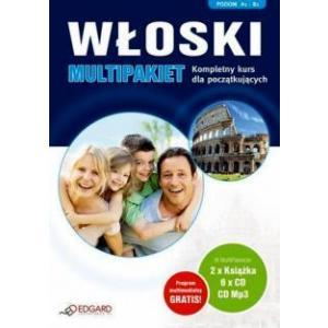 Włoski Multipakiet.   Kompletny Kurs Dla Początkujących