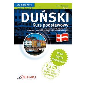 Audio Kurs Duński.   Kurs Podstawowy