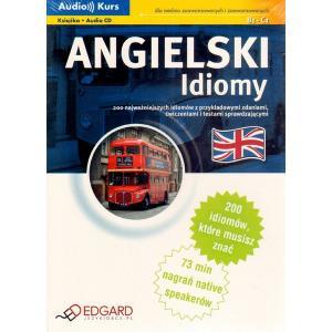 Audio Kurs Angielski. Idiomy + CD