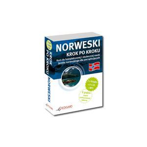 EDGARD Norweski Krok Po Kroku z CD