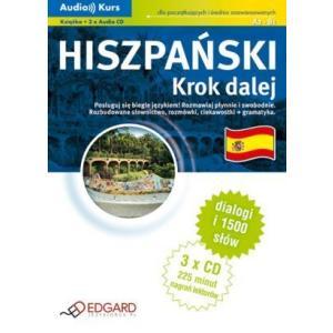 EDGARD Hiszpański Krok Dalej z CD