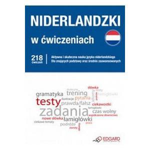 Niderlandzki w Ćwiczeniach   Aktywna i Skuteczna Nauka Języka Niderlandzkiego Dla Znających Podstawy i Średnio Zaawansowanych