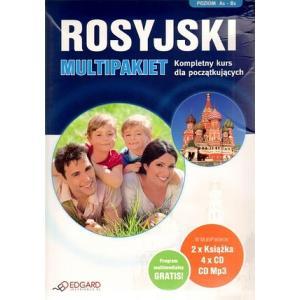 Rosyjski Multipakiet.   Kompletny Kurs Dla Początkujących