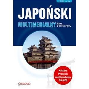 Japoński. Multimedialny Kurs Podstawowy.   Książka + MP3 + Program Multimedialny