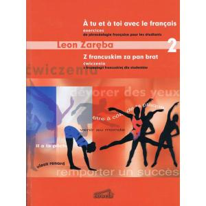 Z Francuskim Za Pan Brat 2.   Ćwiczenia z Frazeologii Francuskiej