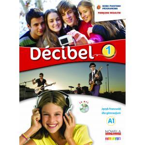 Decibel 1. Podręcznik Wieloletni + CD. Gimnazjum