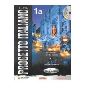 Nuovo Progetto Italiano 1A. Podręcznik Wieloletni + CD