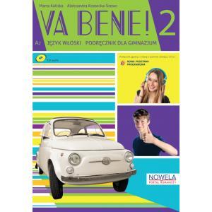 Va Bene! 2 +CD audio (podręcznik wieloletni)
