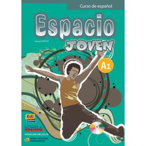 Espacio Joven A1. Podręcznik Wieloletni + CD + Minirepetytorium