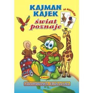Kajman Kajtek poznaje świat