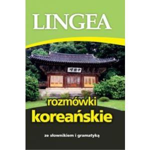 Rozmówki Koreańskie ze Słownikiem i Gramatyką