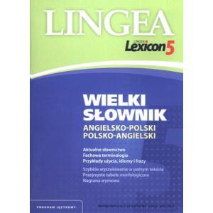 Wielki Słownik angielsko-polski i polsko-angielski Lexicon5