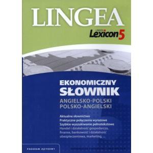 Ekonomiczny Słownik angielsko-polski i polsko-angielski CD-Rom