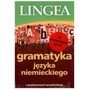Gramatyka języka niemieckiego ze słownikiem na CD