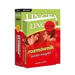 Rozmównik polsko-rosyjski z Lexiconem na CD