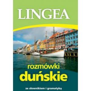 Rozmówki duńskie ze słownikiem i gramatyką wyd.1