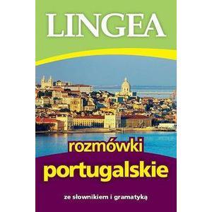 Rozmówki portugalskie ze słownikiem i gramatyką Wydanie II