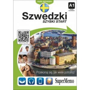 Szwedzki. Szybki start. A1. CD-ROM, MP3