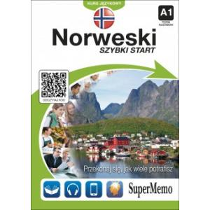Norweski. Szybki start. A1. CD-ROM, MP3