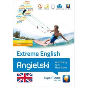 Extreme English A1-B2. Angielski Intensywny Kurs Słownictwa