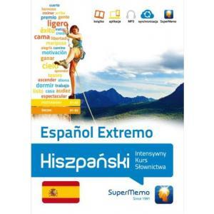 Extremo Espanol A1-B2. Hiszpański Intensywny Kurs Słownictwa