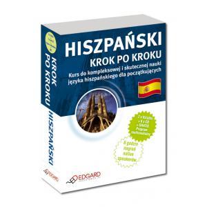 Hiszpański. Krok Po Kroku. Książka + CD + MP3 + Program Multimedialny