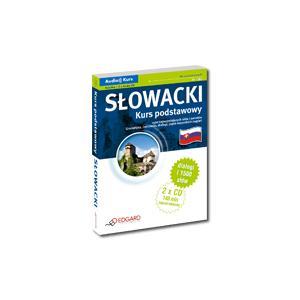 EDGARD Słowacki Kurs Podstawowy z CD