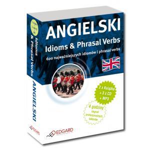Angielski Idioms and Phrasal Verbs + CD