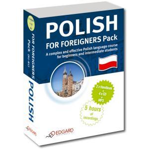 Polski dla cudzoziemców Pakiet +CD