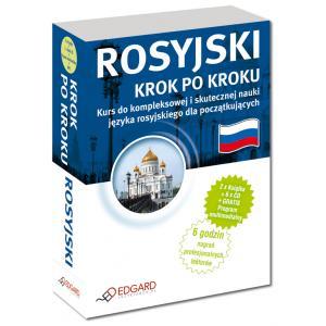 Rosyjski Krok po Kroku + CD