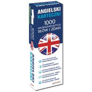 Angielski Karteczki. 1000 Najważniejszych Słów