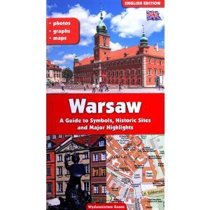Warszawa Przewodnik - wersja angielska