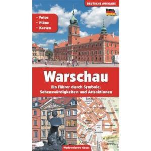 Warszawa Przewodnik - wersja niemiecka