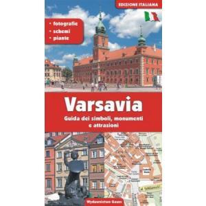 Warszawa Przewodnik - wersja włoska