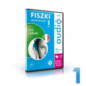 FISZKI Audio. Słownictwo 1   Język Włoski