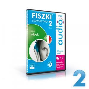 FISZKI Audio. Słownictwo 2   Język Włoski