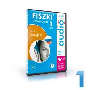 FISZKI Audio. Słownictwo 1   Język Rosyjski